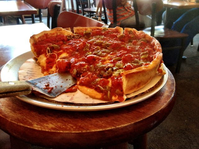 Zachary's Chicago Pizza in Berkeley
