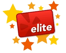 Vyvacious || Yelp Elite Badge