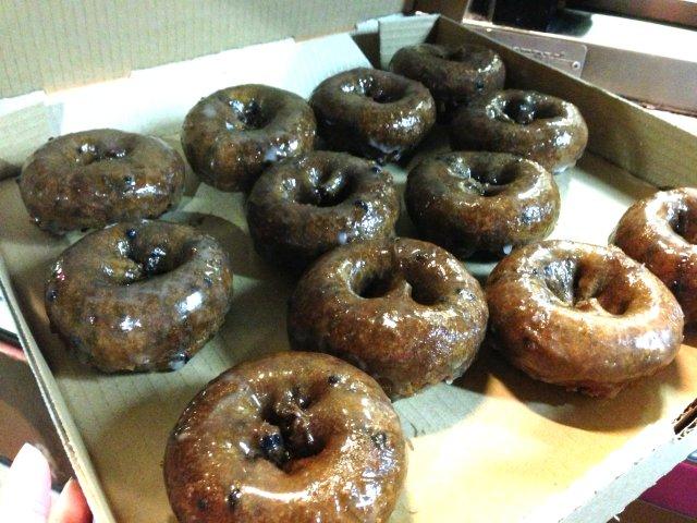 M&M Donuts in Anaheim