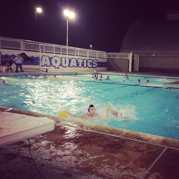 Vyvacious || Cousin's Water Polo Game