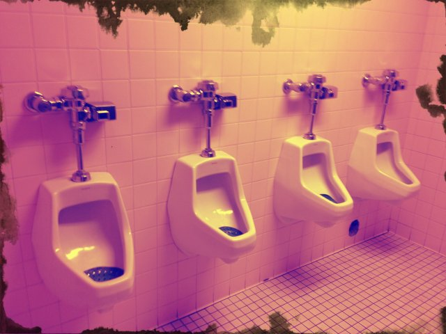 Vyvacious || Urinals