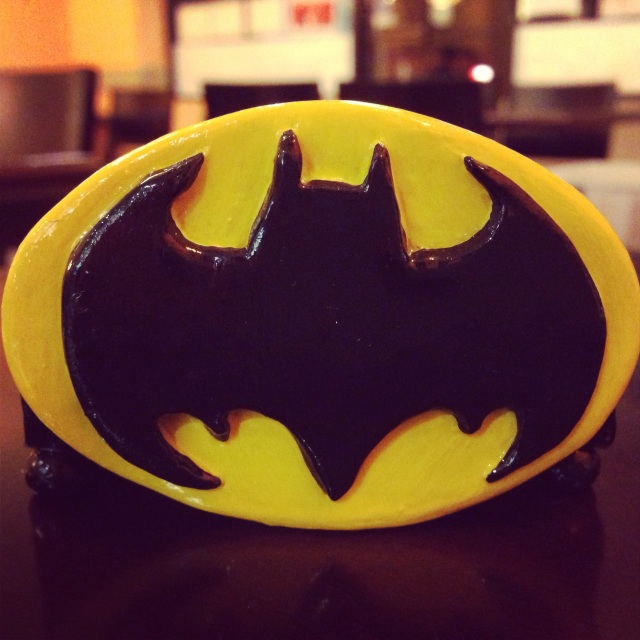Vyvacious || Batman business card holder