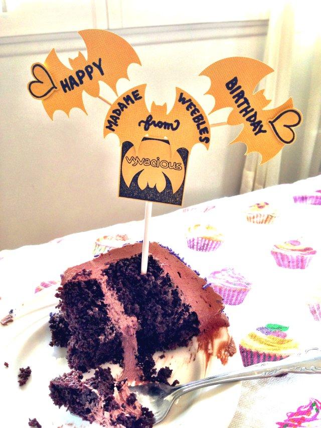 Vyvacious || Madame Weebles' Slice of Cake