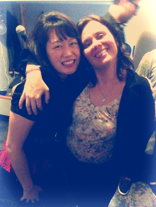 Vyvacious || Sweet Mother (Becky Donohue) and I!! :)