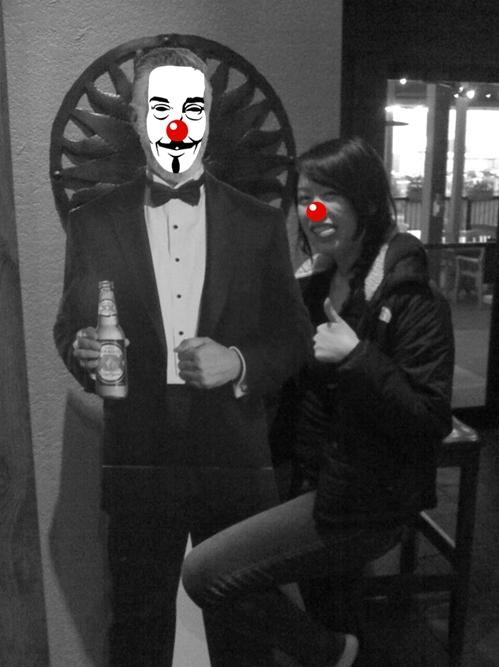 Vyvacious || I don't always like clowns, but when I do, I prefer Le Clown