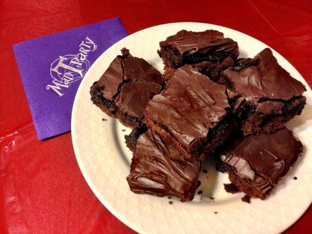 Vyvacious || Ghirardelli Triple Chocolate Truffle Brownies