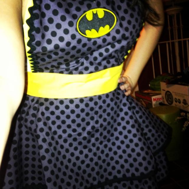 Vyvacious || Batman apron