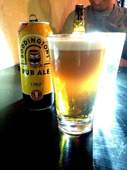 Vyvacious || Boddington's Pub Ale