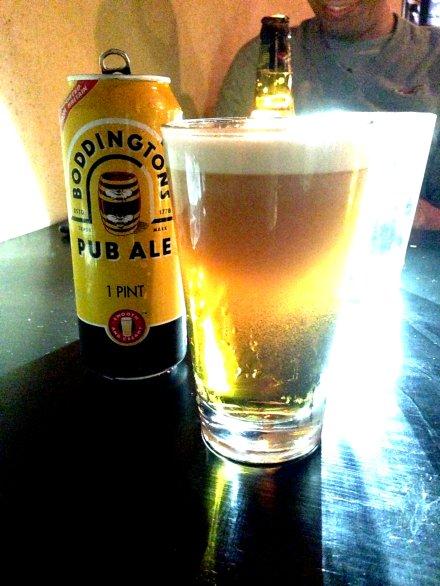Vyvacious || Boddington's Pub Ale