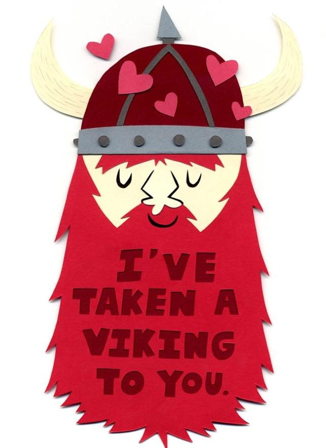 Vyvacious || Valentine's Day Viking