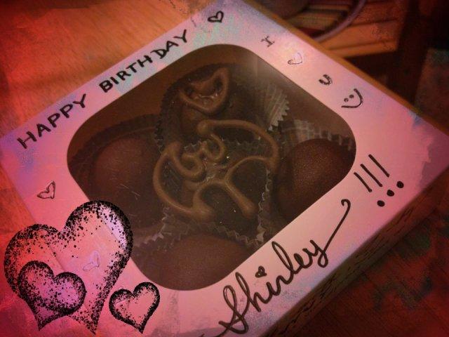 Vyvacious || Valentine's Day Sweet Treat - Thin Mint Truffles
