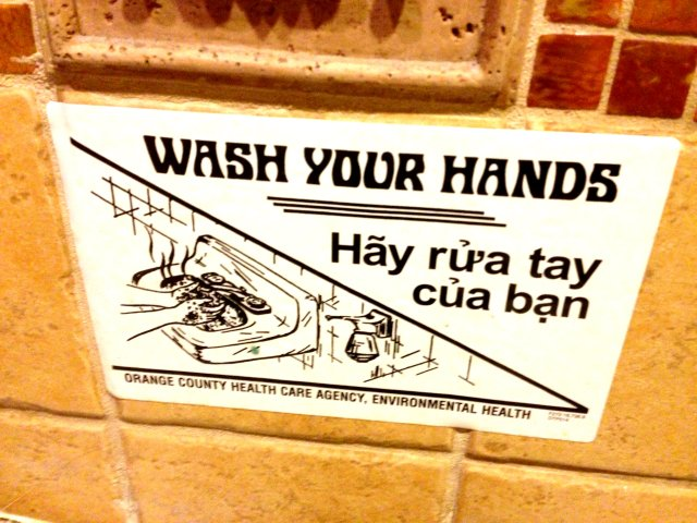 Vvyacious || Wash your hands betch