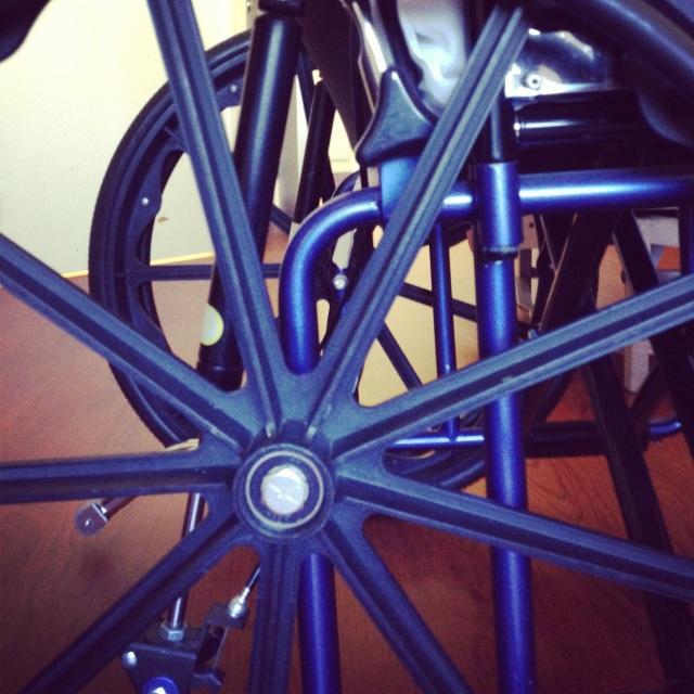 My sweet set of wheels!